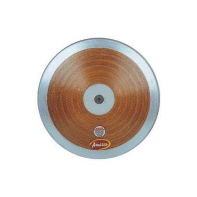 Amber Home Goods DAMZ-2 Athletic Gear 2kg Amazer Discus