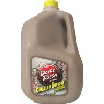 Dairy Fresh Corporation Dairy Fresh Chocolate Supreme Chocolate Drink, 1 gal