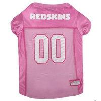 NFL Pets First Pink Pet Football Jersey - Washington Redskins