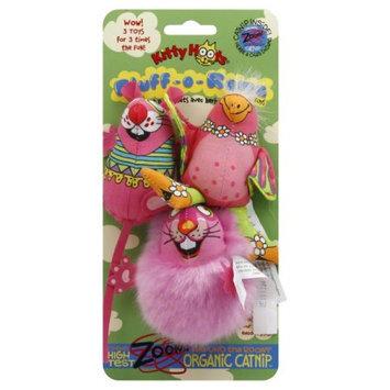 Fat Cat Fluff-o-Rama 3pc Cat Toy