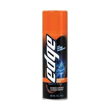 Edge Sensitive Skin Shave Gel-7 oz (Pack of 6)