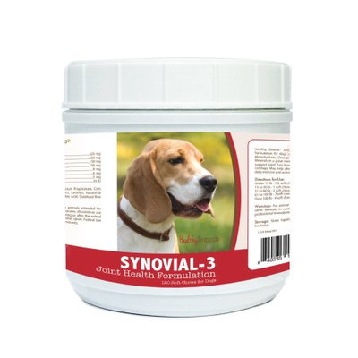 Healthy Breeds 840235102175 Beagle Synovial-3 Joint Health Formulation - 120 Count