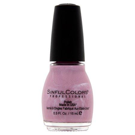 Sinful Colors Professional Nail Enamel, Rose Dust, 0.5 fl oz