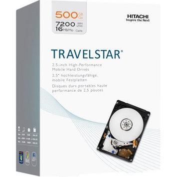 Hitachi Travelstar H2IK5001672SP 500GB Plug-in Module Hard Drive - Retail