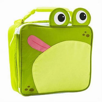 California Innovations Arctic Zone Green Frog Soft Lunch Box Insulated Lunch Bag Lunchbox