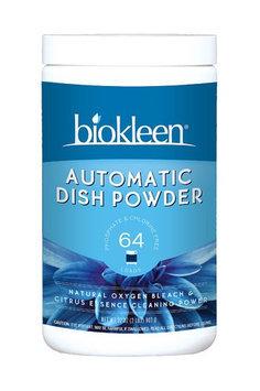 Biokleen 0260182 Automatic Dish Powder with Natural Oxygen Bleach - 32 oz