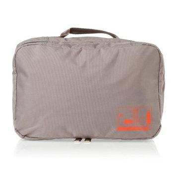 Flight001 Toiletry Bag Spacepak - Grey