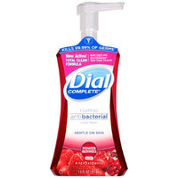 Dial Foaming Antibacterial Hand Wash, 7.5 oz, Cranberry - DPR03016