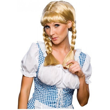 Cowgirl Wig Adult Costume Accessory