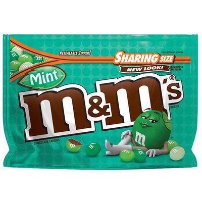 M & M's Dark Chocolate Mint Candies, 9.6 oz