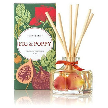 Fig and Poppy Diffuser Set