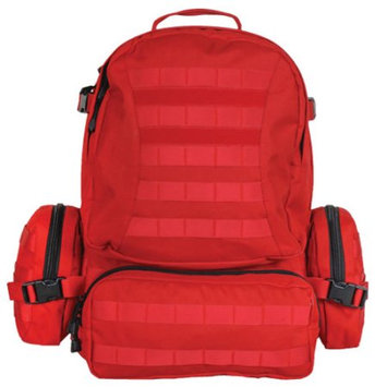 Fox Outdoor 56-376 Advanced Hydro Assault Pack - Red