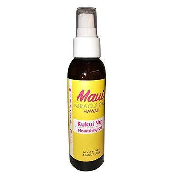 Maui Miracle Oil Hawaii