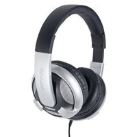 SYBA NC-2 Over-the-Ear Stereo Headphone with Microphone