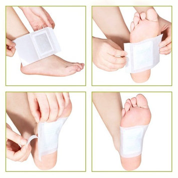 Foot Pad, 50 Foot Pads and 50 Adhesive Sheets for Health