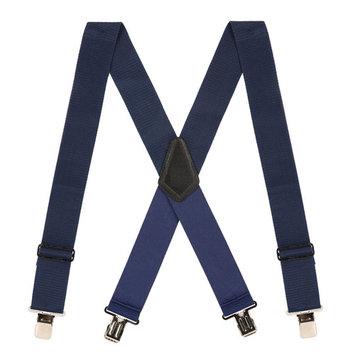 Suspender Store Heavy Duty Non-Stretch Work Suspenders
