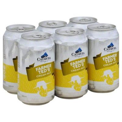 Catawba Brewing Catawba Frmr Teds Frmhse Cream Ale 6/12c