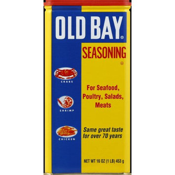 McCormick Old Bay Old Bay Cans, 1 LB