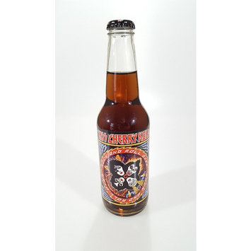 Kiss Cherry Kola - 12oz Glass Bottles (1)