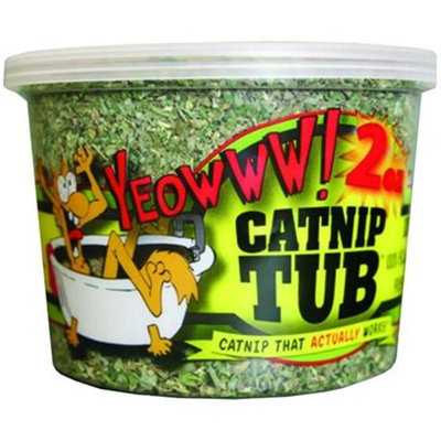 Yeowww! Catnip Tub [Options : 2 oz]