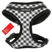 Digpets Puppia Lattice Dog Harness Medium Black