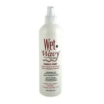 Wet N Wavy Tangle Free Leave-in Conditioner, 8 Ounce