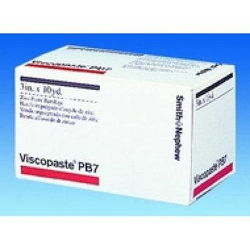 Viscopaste PB7 Impregnated Dressing Bandage, 3 Inchx10 Yard-Case of 48