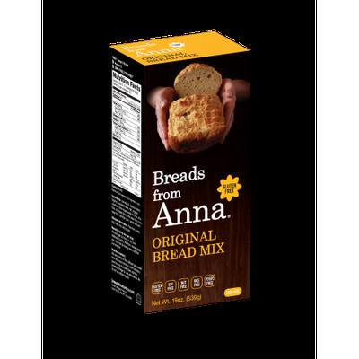 Breads From Anna Original Gluten-Free Bread Mix