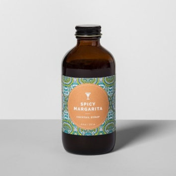 Spicy Margarita Cocktail Syrup 8oz - Opalhouse™