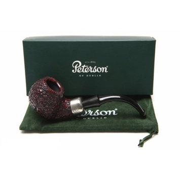 Peterson Standard Rustic 302 Tobacco Pipe PLIP