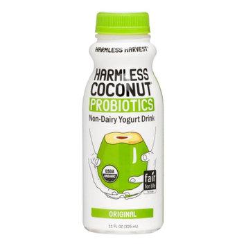 Harmless Harvest Coconut Probiotics, Original, 11 Fl Oz
