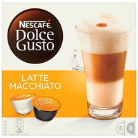 Nescafé - Dolce Gusto - Latte Macchiato Coffee Pods 8 Drinks - 194.4g []