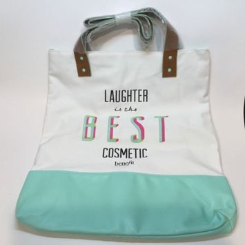 Benefit Cosmetics Large Canvas Tote Bag 16