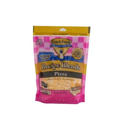 Dutch Farms Fancy Pizza Cheese 8 Oz
