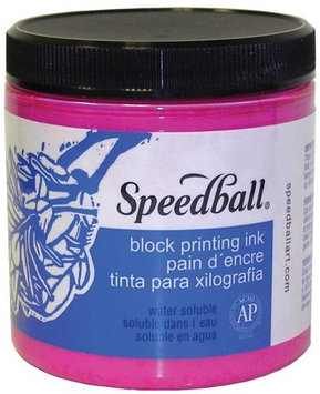 Speedball - Block Printing Ink - Water-Based - 8 oz. Jar - Green