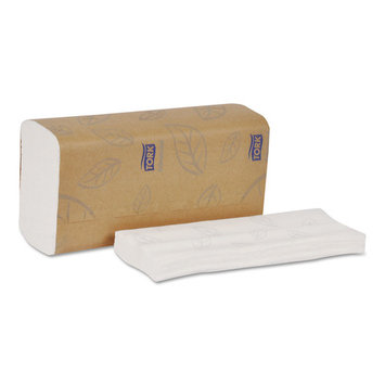 Sca Tissue SCAMB554 Multifold Hand Towel, 9.13 X 9.5, White, 135/pack, 32 Packs/carton
