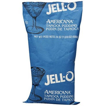 Jell-O Americana Tapioca Pudding Mix, 24-Ounce Packages