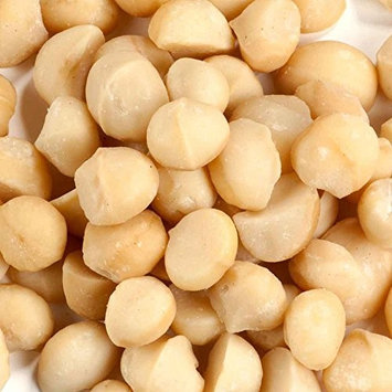 Grab Your Nutz Macadamia Nuts (Raw & Unsalted), 1 lb.