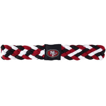 Little Earth San Francisco 49ers Braided Headband