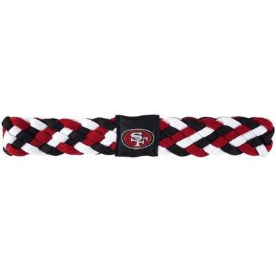 Little Earth San Francisco 49ers Braided Headband