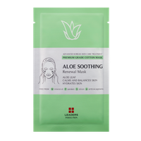 LEADERS INSOLUTION Aloe Soothing Skin Renewal Mask 25ml