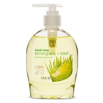 Hand Soap - Lemongrass + Basil - 7.5 Fl Oz. - up & up™