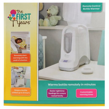 The Fist Years Remote Control Bottle Warmer