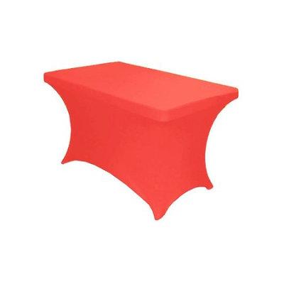 LA Linen Spandex Rectangular Tablecloth