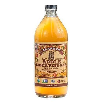 Miracle Of Aloe Clarke's, Organic Raw Apple Cider Vinegar
