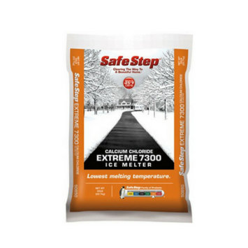 North American Salt 50850 Extreme 7300 Calcium Chloride Ice Melter, 50-Pound