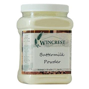 Buttermilk Powder - 2.5 Lb Economy Size Tub