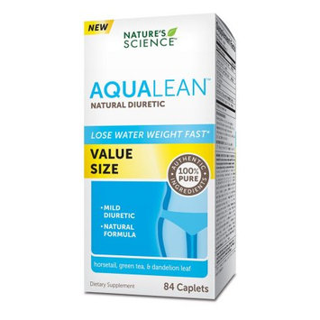 Wellnx Nature's Science Aqualean Capsules, 84 Ct