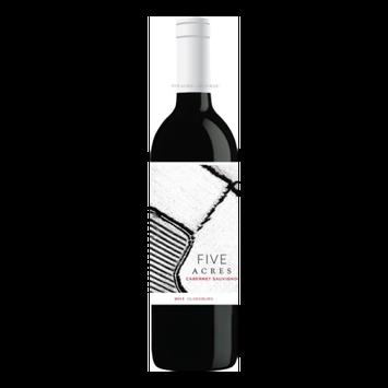 Five Acres Cabernet Sauvignon Wine, 750 mL