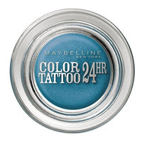 Gemey Maybelline Eyestudio Color Tattoo 24h - 20 Turquoise Forever